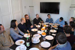 Brainstorming à l'Impact Hub Geneva autour du NID