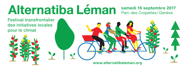 Le NID à Alternatiba Léman 2017